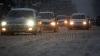INFOTRAFIC: Polei pe străzile din Capitală. Cum se circulă în această seară