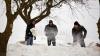 Vremea rea dictează regulile în România. 21 de drumuri din ţara vecină sunt închise