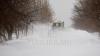 SITUAŢIA LA MOMENT: 34 de localităţi RĂMÂN BLOCATE din cauza ninsorii