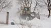 Zeci de maşini şi tiruri, blocate pe un traseu din Anenii Noi. Salvatorii au intervenit peste o oră (VIDEO)