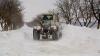 Sudul țării, paralizat din cauza ninsorilor: Principalul drum de acces în raionul Ştefan Vodă A FOST ÎNCHIS