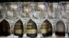 Cantitatea de vin spumant consumată de moldoveni în perioada sărbătorilor de iarnă