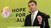 Jerome Champagne vrea să schimbe perioada desfăşurării Mondialului din Qatar