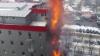 Incendiul de la un local de kebab din Capitală. Primele dezvăluiri din anchetă