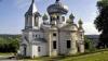 Mănăstirea din Condriţa, pregătită pentru a celebra naşterea Domnului. Mâncarea preferată de călugări
