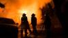 DRAMĂ în satul Schineni. Trei copii au rămas pe drumuri, după ce casa lor a fost mistuită de flăcări