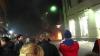 Explozie PUTERNICĂ în fața unui centru comercial din Stockholm