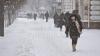 METEO 17 ianuarie 2016: Vor cădea ninsori puternice, va viscoli şi pe drumuri se vor forma troiene