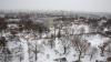 Chişinăul sub zăpadă. Imagini frumoase surprinse de fotograful Publika (FOTOREPORT)