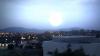 DOVADA unui OZN? INCREDIBIL ce au văzut locuitorii pe cerul oraşului (VIDEO)