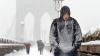 Primarul New York-ului îndeamnă locuitorii metropolei să nu iasă din case în timpul furturnii de zăpadă