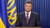 Poroșenko cere ajutorul UE și SUA pentru recuperarea teritoriilor anexate de Rusia
