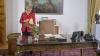 ALERTĂ! Un pachet suspect a fost găsit în biroul cancelarului german, Angela Merkel