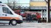ALERTĂ ÎN CHIŞINĂU. O explozie s-a produs într-o clădire din apropierea Pieţei Centrale. SUNT RĂNIȚI (VIDEO)