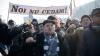 """Moldovenii, îndemnaţi la calm de către biserică: """"Nu dă Doamne să fie vărsări de sânge"""""""