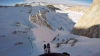 Te va lăsa FĂRĂ CUVINTE! Sportivul profesionist Aymar Navarro a înregistrat o IMPRESIONANTĂ coborâre pe ski