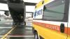 Trei moldovence afectate de explozie au ajuns la Bucureşti. Medicii români încep să le trateze