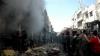 Atentat cu un camion capcană în nordul Siriei. Zeci de persoane și-au pierdut viața