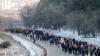 Riscă DOSARE PENALE! Anunţul Inspectoratului General de Poliţie în legătură cu protestele de ieri