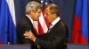 John Kerry și Serghei Lavrov vor avea o întrevedere în Elveţia. AGENDA discuţiilor