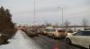 STRES la punctele de trecere a frontierei din vest. Moldovenii se grăbesc de la munte la lucru