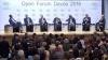 """""""O zi în pielea imigranţilor"""". Oficialii prezenţi la Forumul Economic Mondial, în rol de refugiaţi"""