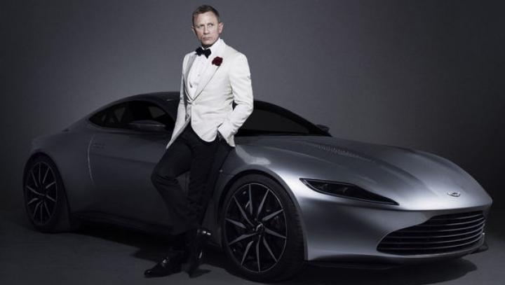 Pentru prima dată în istorie. Mașina lui James Bond poate fi A TA! Detalii
