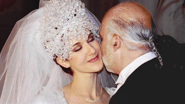 Până la lacrimi. Cele mai frumoase momente din relaţia lui Celine Dion cu soţul ei, Rene Angelil (VIDEO)