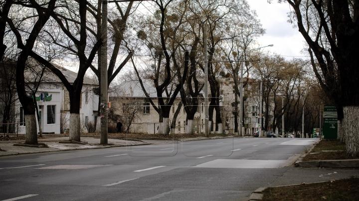 Mai rar vezi așa ceva! Cum arată străzile orașului în dimineața primei zile a anului 2016 (FOTO)