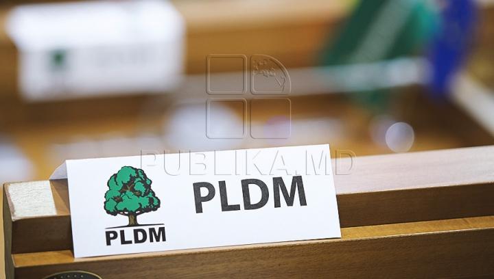 LOVITURĂ pentru PLDM! Un vicepreședinte a părăsit formațiunea