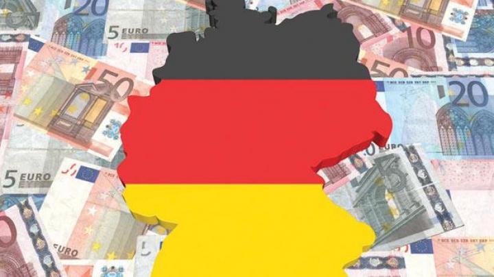 Germania înregistrează o creştere economică vertiginoasă