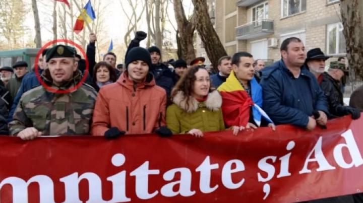 """Bătăuşii din Platforma """"Demnitate şi Adevăr"""", ÎN ACŢIUNE la proteste (VIDEO)"""