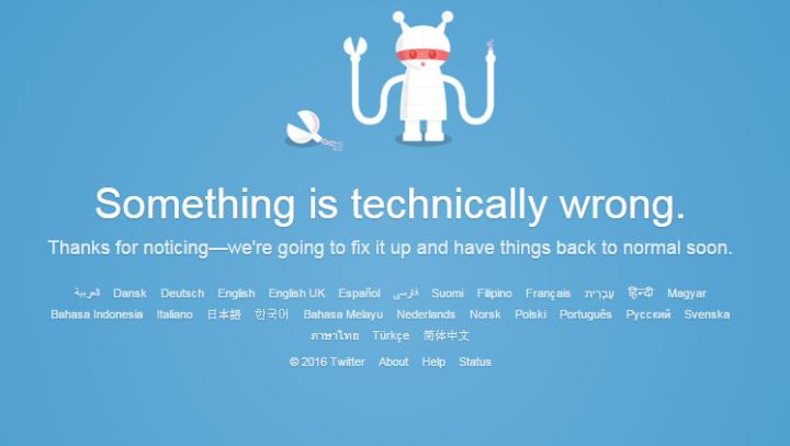 Twitter-ul a reînceput să ciripească. Compania a înlăturat problema tehnică