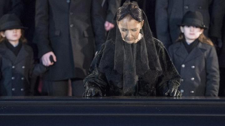 După ce și-a înmormântat soțul, Celine Dion a luat o decizie radicală