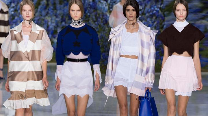 S-a dat startul la Săptămâna Modei de la Paris! Dior și Versace au revoluționat conceptul de haute-couture