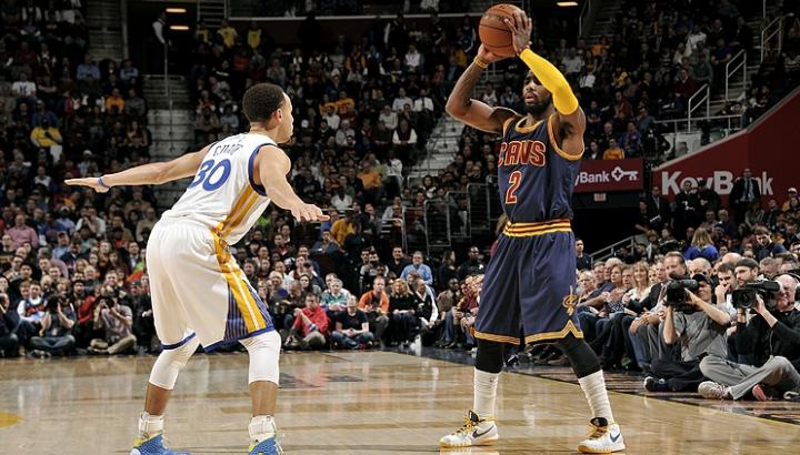 MECI DE SENZAŢIE în NBA. Golden State a umilit în deplasare Cleveland Cavaliers