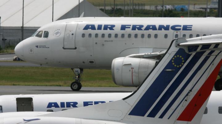DESCOPERIRE TERIFIANTĂ în şasiul unui Boeing 777 al companiei Air France
