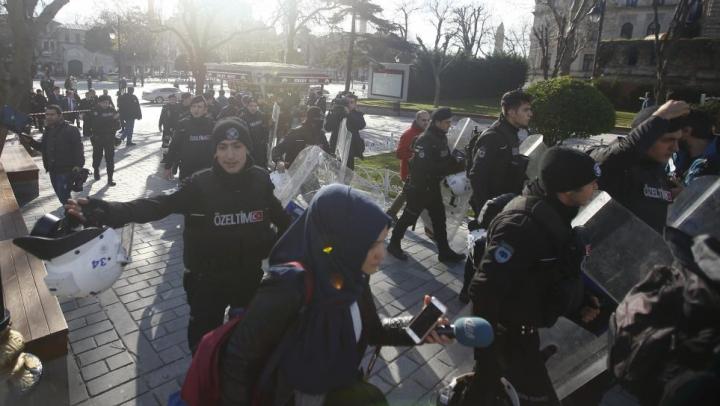 Noi detalii în cazul autorului atentatului sinucigaș din Istanbul care a ucis zece turiști germani