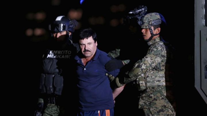 """Hrana pe care o primeşte în închisoare """"El Chapo"""" este gustată de un câine înainte de a fi mâncată"""