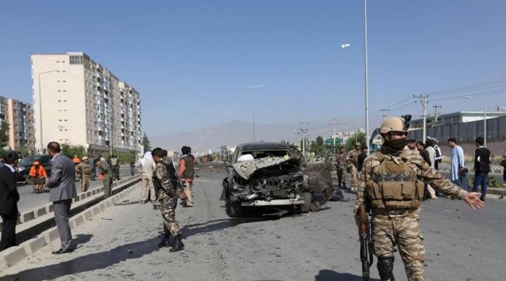 Atentatul de lângă ambasada Rusiei la Kabul: cel puțin patru civili au murit și alți 22 au fost răniți
