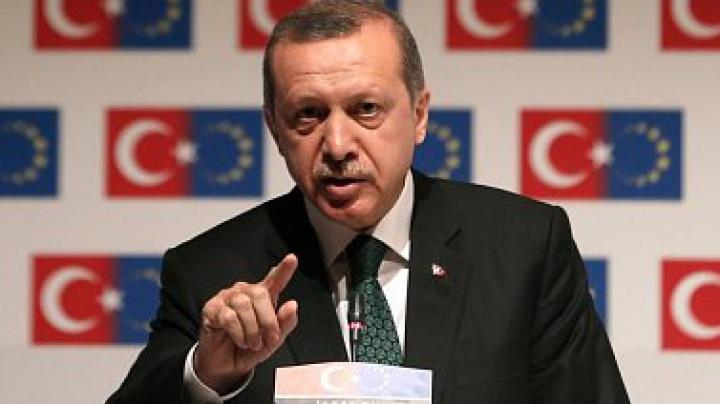 """Preşedintele turc face praf politica externă a Rusiei. """"V-a invitat cineva în Ucraina?"""""""