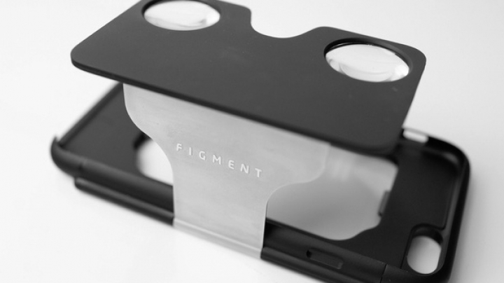 Noii ochelari pentru realitatea virtuală. Carcasa inedită pentru iPhone