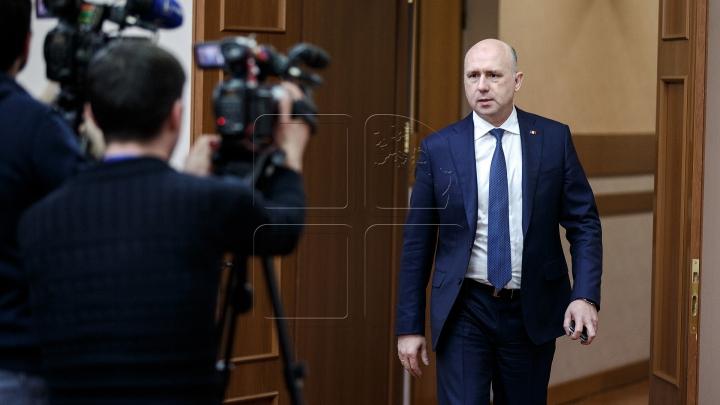 Prima şedinţă a Guvernului Filip: Prioritatea numărul unu este siguranţa cetăţenilor (FOTOREPORT)