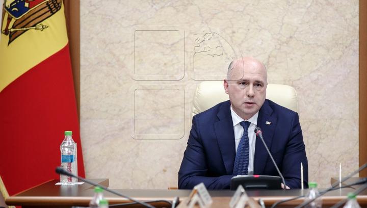 Pavel Filip: Alegerile anticipate ar agrava criza din Republica Moldova