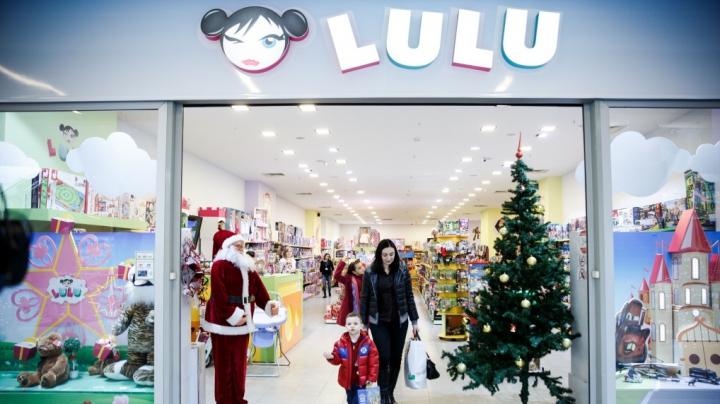 Magazinul de jucării LULU i-a îndeplinit visul micuţului din Doneţk