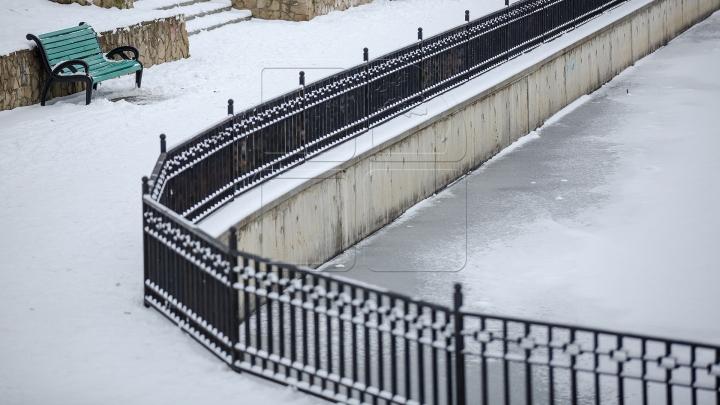 GERUL pune stăpânire pe Moldova în următoarele zile. Când revin ninsorile
