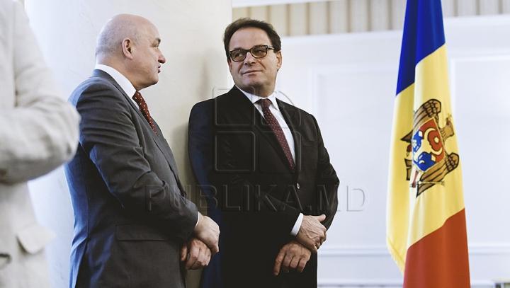 Ion Păduraru, candidatul desemnat de președintele Nicolae Timofti la funcția de premier al țării