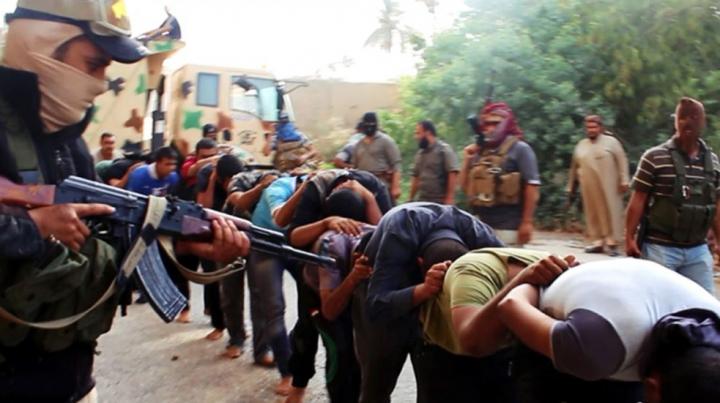 ONU face public numărul persoanelor ținute în captivitate în Irak de către militanții ISIS