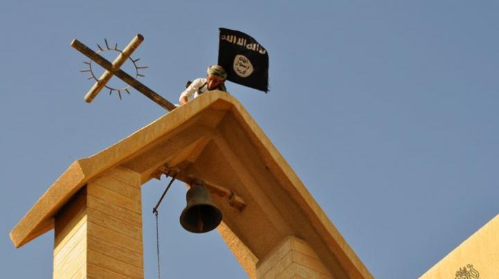 Încă un act de oroare din partea Statului Islamic. A aruncat în aer o mănăstire creştină