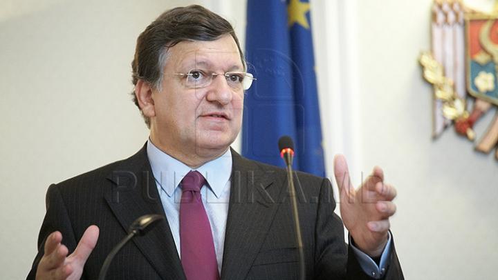 José Manuel Barroso: Moldova are o nevoie imperioasă de stabilitate pentru a finaliza reformele